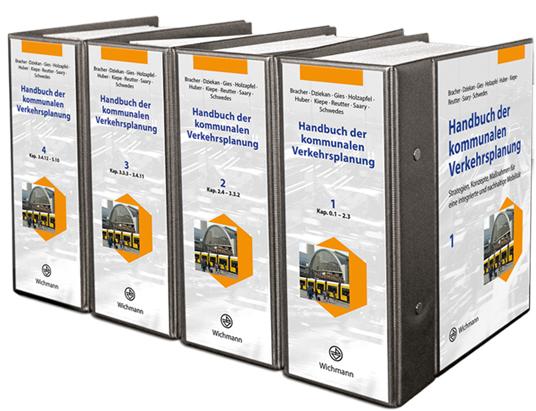 Handbuch für kommunale Verkehrsplanung